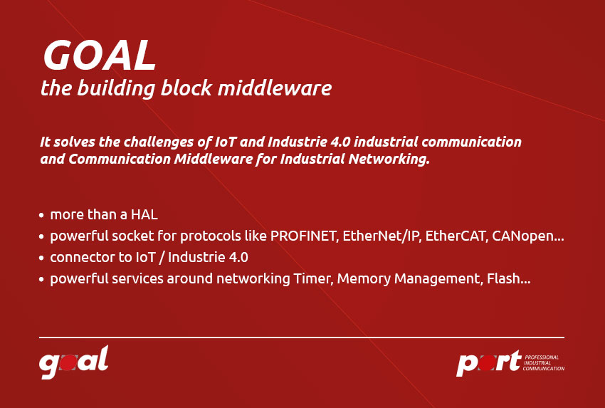 port GmbH industrial real time communication - Publications