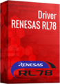 Driver for RENESAS RL Series