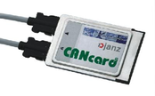 Janz PC-Card Interface