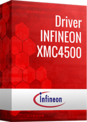 Driver for INFINEON XMC4500 Series
